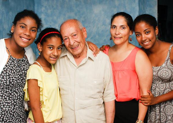 Mr. Carmona's 90th