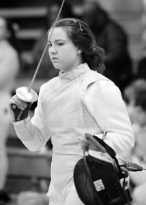 SHU Fencing 12.8.13