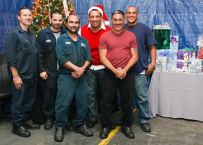 Bridgeport Fittings Christmas 2012